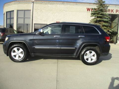 2012 Jeep Grand Cherokee for sale at Elite Motors in Fargo ND