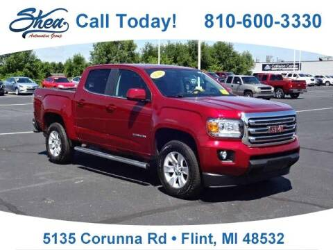 2018 GMC Canyon for sale at Jamie Sells Cars 810 in Flint MI