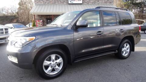 2008 Toyota Land Cruiser for sale at Driven Pre-Owned in Lenoir NC