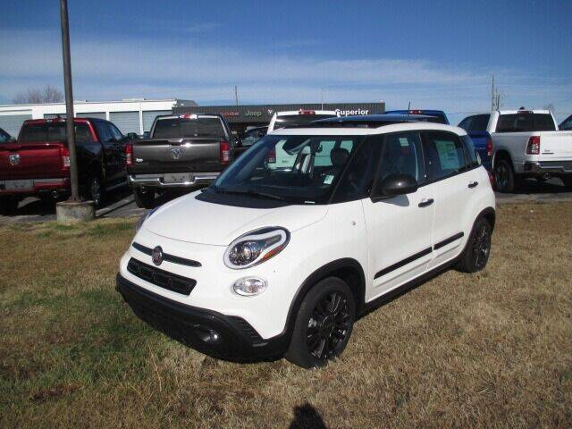 2020 FIAT 500L for sale at SUPERIOR CHRYSLER DODGE JEEP RAM FIAT in Henderson NC