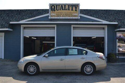 2009 Nissan Altima for sale at Quality Pre-Owned Automotive in Cuba MO