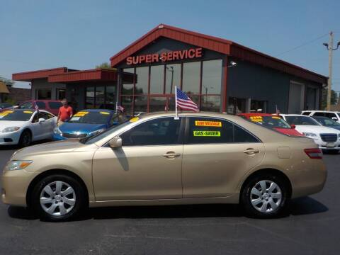2011 Toyota Camry for sale at Super Service Used Cars in Milwaukee WI