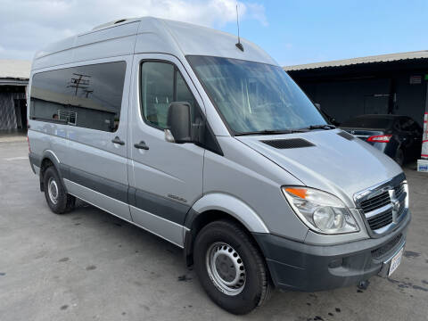 2007 Dodge Sprinter Passenger for sale at Kingston Motors in North Hollywood CA
