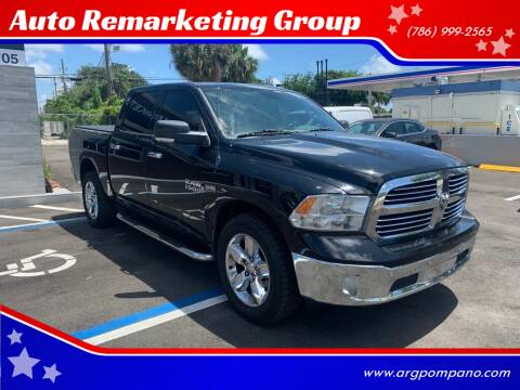 2014 RAM Ram Pickup 1500 for sale at Auto Remarketing Group in Pompano Beach FL