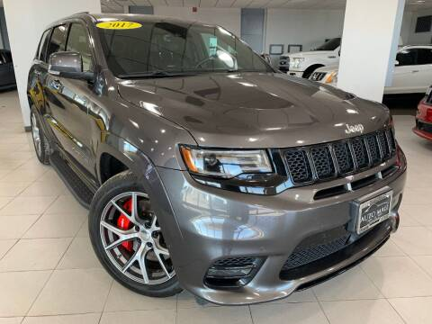 2017 Jeep Grand Cherokee for sale at Auto Mall of Springfield in Springfield IL