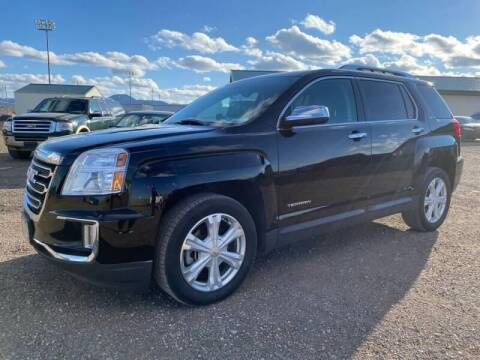 2017 GMC Terrain for sale at Platinum Car Brokers in Spearfish SD