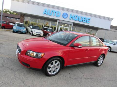 2007 Volvo S40 for sale at Auto House Motors in Downers Grove IL