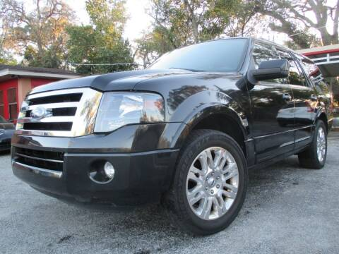 2012 Ford Expedition for sale at Auto Liquidators of Tampa in Tampa FL