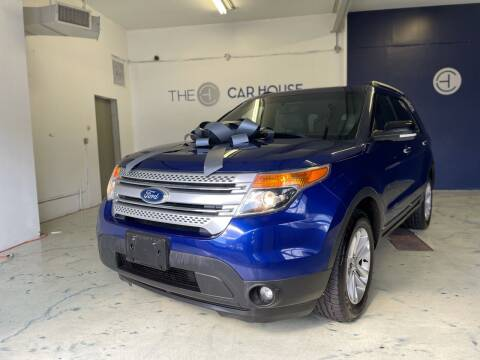 2013 Ford Explorer for sale at The Car House of Garfield in Garfield NJ