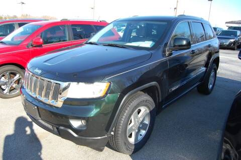 2013 Jeep Grand Cherokee for sale at Modern Motors - Thomasville INC in Thomasville NC