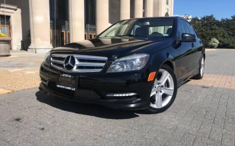 2011 Mercedes-Benz C-Class for sale at Kevin's Kars LLC in Richmond VA