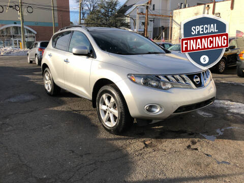 2010 Nissan Murano for sale at 103 Auto Sales in Bloomfield NJ