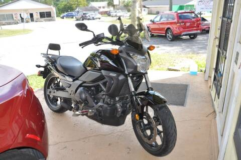 2014 Honda CTX700 for sale at Elite Motorcar, LLC in Deland FL