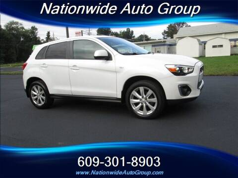 2015 Mitsubishi Outlander Sport for sale at Nationwide Auto Group in East Windsor NJ