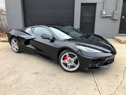 2020 Chevrolet Corvette for sale at Adrenaline Motorsports Inc. in Saginaw MI