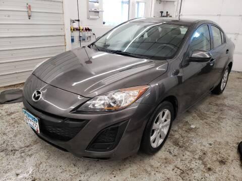 2010 Mazda MAZDA3 for sale at Jem Auto Sales in Anoka MN