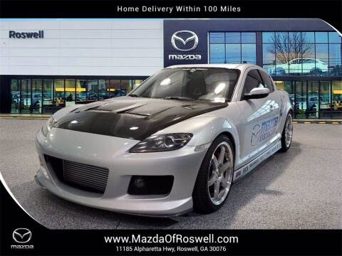 2004 Mazda RX-8 for sale at Mazda Of Roswell in Roswell GA
