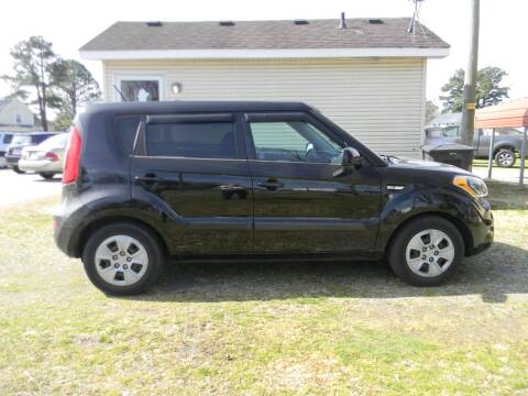 2012 Kia Soul for sale at SeaCrest Sales, LLC in Elizabeth City NC
