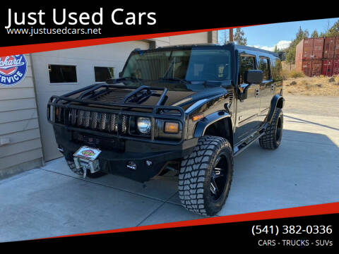 2003 HUMMER H2 for sale at Just Used Cars in Bend OR