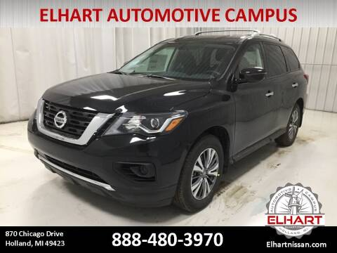 2020 Nissan Pathfinder for sale at Elhart Automotive Campus in Holland MI