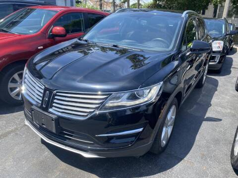 2016 Lincoln MKC for sale at CLASSIC MOTOR CARS in West Allis WI