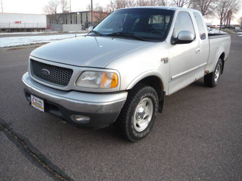 2001 Ford F-150 for sale at Car Corner in Sioux Falls SD