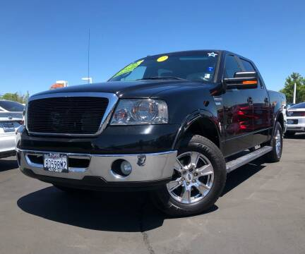 2007 Ford F-150 for sale at LUGO AUTO GROUP in Sacramento CA