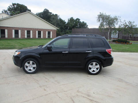 2010 Subaru Forester for sale at Lease Car Sales 2 in Warrensville Heights OH