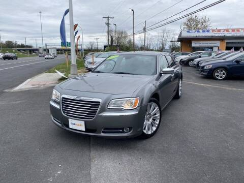 2011 Chrysler 300 for sale at CARMART Of New Castle in New Castle DE