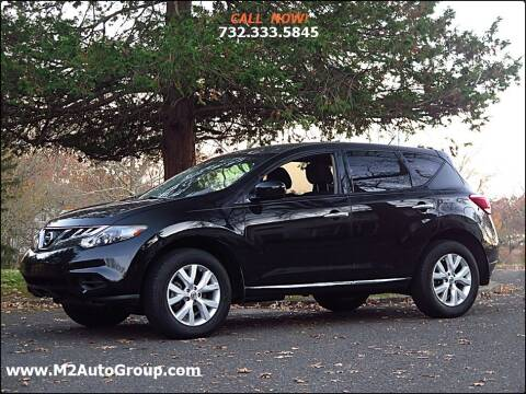 2013 Nissan Murano for sale at M2 Auto Group Llc. EAST BRUNSWICK in East Brunswick NJ
