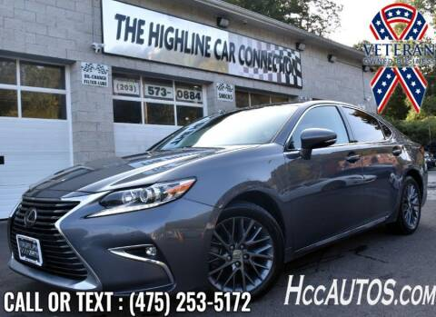 2018 Lexus ES 350 for sale at The Highline Car Connection in Waterbury CT