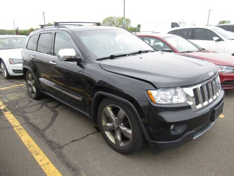 2011 Jeep Grand Cherokee for sale at Franklyn Auto Sales in Cohoes NY