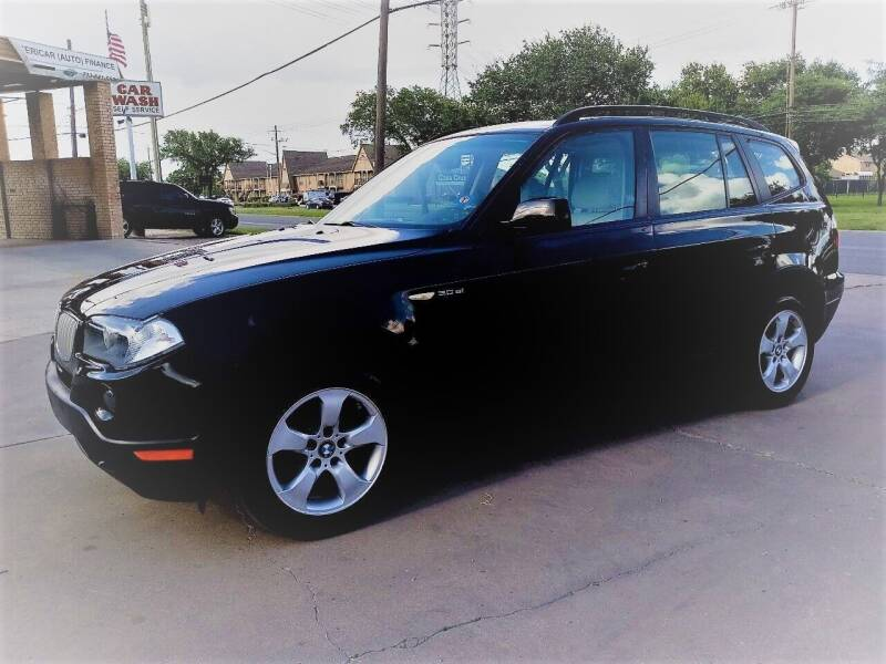 2008 BMW X3 for sale at Affordable Auto Spot in Houston TX