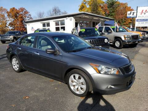 2010 Honda Accord for sale at Highlands Auto Gallery in Braintree MA