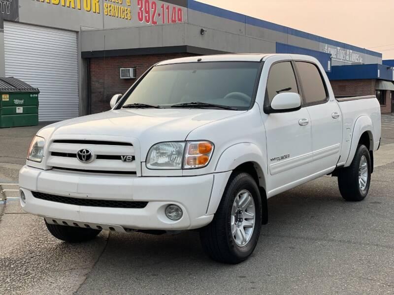2004 Toyota Tundra for sale at California Auto Deals in Sacramento CA