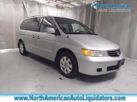 2004 Honda Odyssey for sale at North American Auto Liquidators in Essington PA