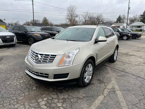 2013 Cadillac SRX for sale at Dean's Auto Sales in Flint MI