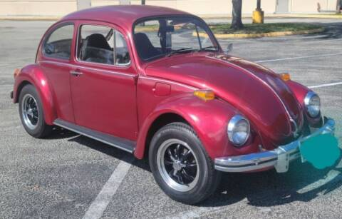 1973 Volkswagen Beetle for sale at Classic Car Deals in Cadillac MI