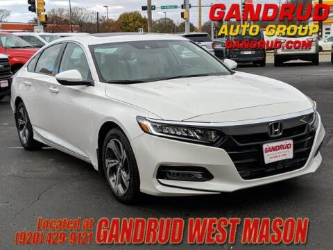 2018 Honda Accord for sale at GANDRUD CHEVROLET in Green Bay WI
