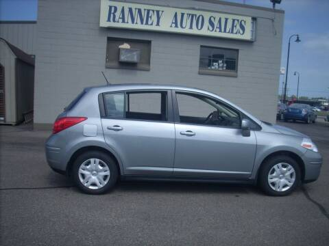 2011 Nissan Versa for sale at Ranney's Auto Sales in Eau Claire WI
