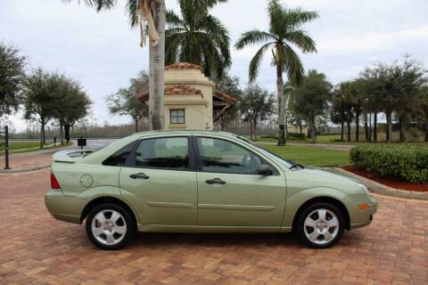 2007 Ford Focus for sale at LIBERTY MOTORCARS INC in Royal Palm Beach FL