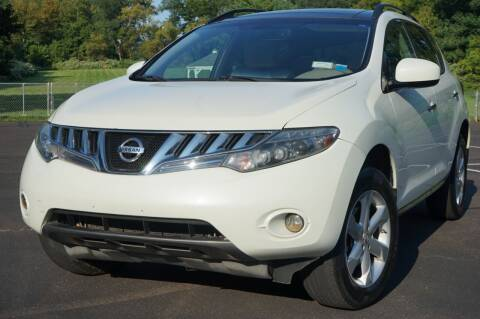 2010 Nissan Murano for sale at Speedy Automotive in Philadelphia PA