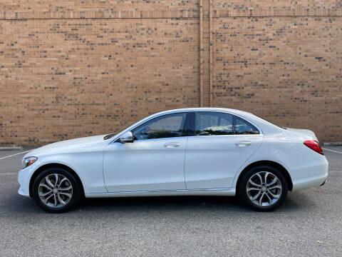 2016 Mercedes-Benz C-Class for sale at Vantage Auto Wholesale in Moonachie NJ