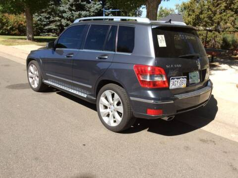 2010 Mercedes-Benz GLK for sale at Auto Brokers in Sheridan CO