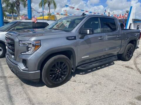 2021 GMC Sierra 1500 for sale at AUTO PROVIDER in Fort Lauderdale FL