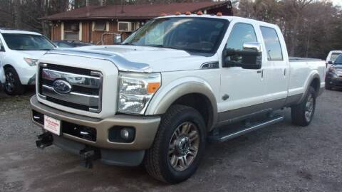 2011 Ford F-250 Super Duty for sale at Select Cars Of Thornburg in Fredericksburg VA