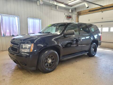 2011 Chevrolet Tahoe for sale at Sand's Auto Sales in Cambridge MN