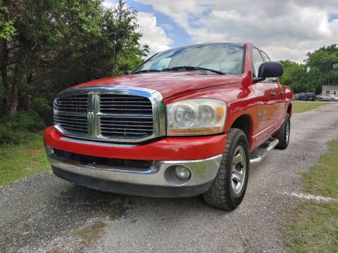 2006 Dodge Ram Pickup 1500 for sale at The Car Shed in Burleson TX