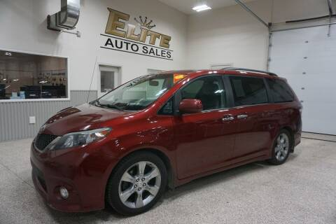 2013 Toyota Sienna for sale at Elite Auto Sales in Ammon ID