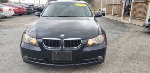 2008 BMW 3 Series for sale at Anthony's Auto Sales of Texas, LLC in La Porte TX